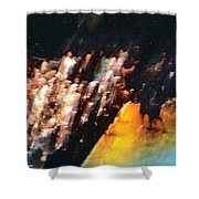 Celestial Applause Shower Curtain