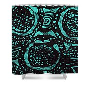 Celestial Garden Shower Curtain