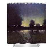 Celestial Place #8 Shower Curtain