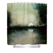 Celestial Place Shower Curtain