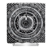 Celtic Wondrous Strange Shower Curtain