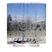 Celui Shower Curtain