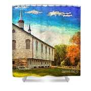 Centennial Barn Shower Curtain