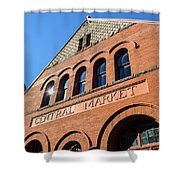 Central Market Lancaster Pennsylvania Shower Curtain