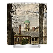 Central Moravian Church - Bethlehem Shower Curtain