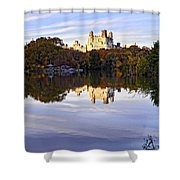 New York Central Park Shower Curtain