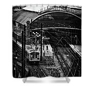 Central Station Fn0030 Shower Curtain