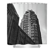 Central Terminal 15142 Shower Curtain
