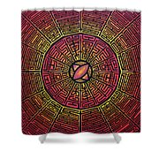 Centrifugal Shower Curtain