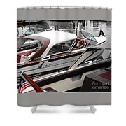 Century Coronado Shower Curtain