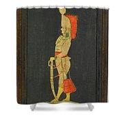 Century Hussar Shower Curtain