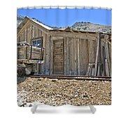 Cerro Gordo Ore Car Shower Curtain