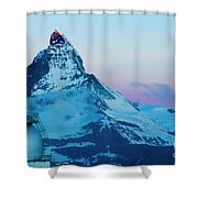 Cervain Shower Curtain