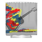 Cfm13252 Shower Curtain
