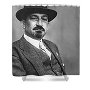 Chaim Weizmann  Shower Curtain
