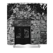 Chained Doors Shower Curtain