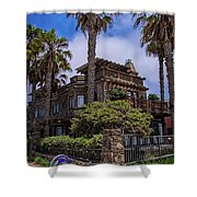Chained To Venice Beach Shower Curtain