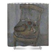 Chair Shower Curtain