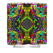 Chalice Of Gods Shower Curtain