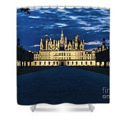 Chambord Castle Shower Curtain