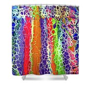 Chameleon Shower Curtain