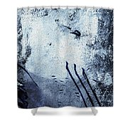 Chamonix Les Alpes Shower Curtain