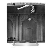 Champion Helen Crlenkovich Shower Curtain