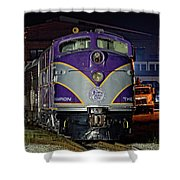 Champion - Spencer North Carolina Shower Curtain