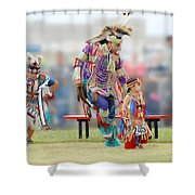 Championship Pow Wow - Grand Prairie Texas Shower Curtain