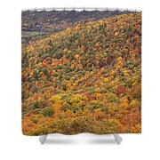 Champlain Lookout Shower Curtain