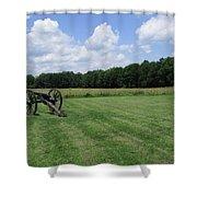 Chancellorsville Battlefield 2 Shower Curtain