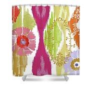 Chanda II Shower Curtain