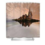 Chandara Shower Curtain