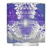 Chandelier 2 Shower Curtain