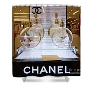 Chanel Chance 2 Shower Curtain