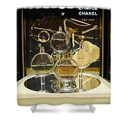Chanel Chance Shower Curtain