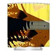 Change - Leaf14 Shower Curtain