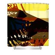 Change - Leaf15 Shower Curtain