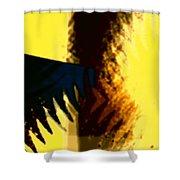 Change - Leaf1a Shower Curtain