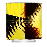 Change - Leaf5 Shower Curtain