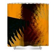 Change - Leaf6 Shower Curtain