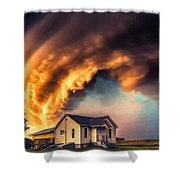 Change In The Weather 2 Shower Curtain