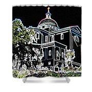 Chapel Aquinas Shower Curtain