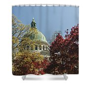 Chapel Dome Shower Curtain