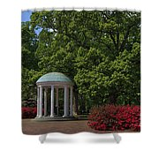 Chapel Hill Old Well Shower Curtain