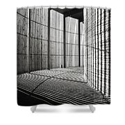 Chapel Of Reconciliation In Berlin Shower Curtain by Silva Wischeropp
