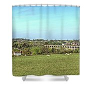 Chappel Viaduct Shower Curtain
