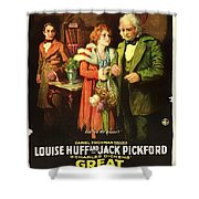 Charles Dickens' Great Expectations 1917 Shower Curtain