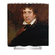 Charles Kemble Shower Curtain