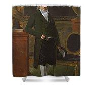 Charles Maurice De Talleyrand Prigord 17541838 Prince De Talleyrand Shower Curtain